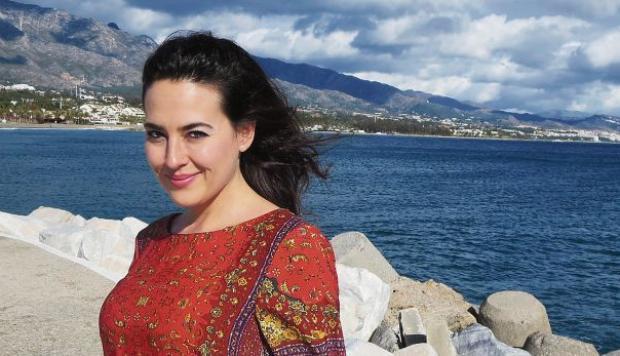 Marina Perezagua en El Dominical