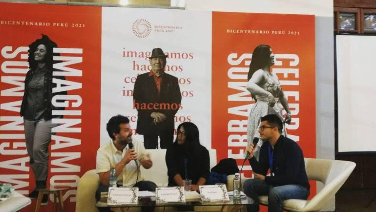 """Vox horrísona"" de Luis Hernández en FILSA 2018"